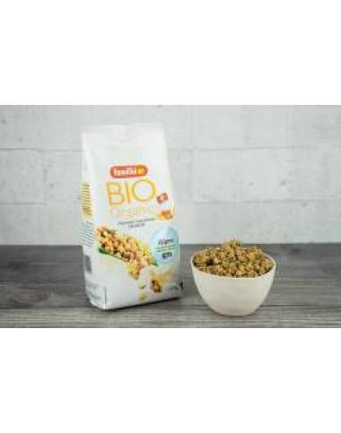 Bio Organik Ballı Bademli Tahıl Gevreği (Musli) Familia 375 gr