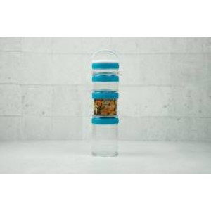 Blender Bottle Go Stak Aqua