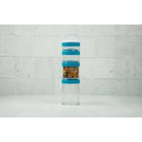 Blender Bottle Go Stak Aqua